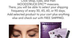 Younique Prestige Subscription program